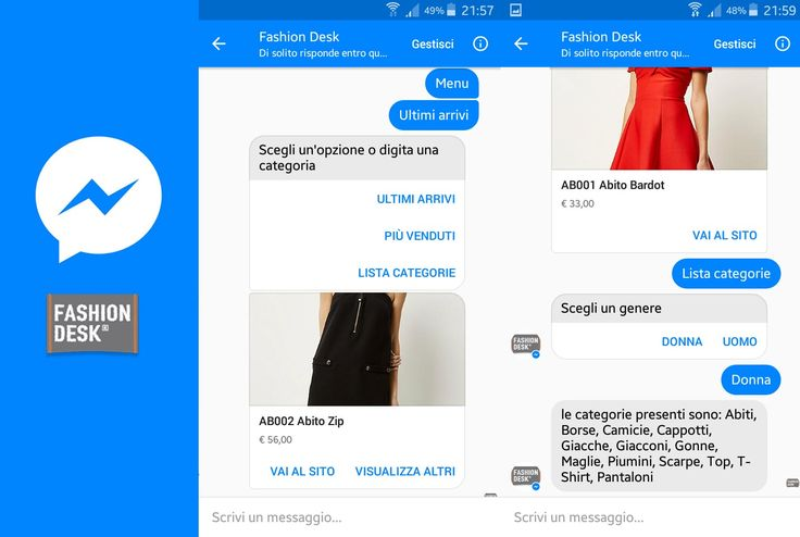 Now you can make payment through Facebook Messenger Chatbots