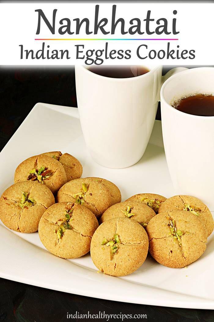Nankhatai Recipe   How to make Nankhatai