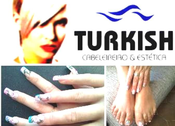 HAIDRESSER TURKISH provides Hairdresser, Manicure and Pedicure Services: Unisex Haircuts, Special Hairstyles for Weddings, Strands, Nuances, coloring, Exfoliation, Nail Gel for hands and feet.  From 9AM to 8PM  Estrada de Santa Eulália, Edifício Coral, Loja 1. 8200-269 ALBUFEIRA Tel. +351 - 967 543 960  http://algarvebrands.com/index.php/pt/2013-11-13-14-53-51/cabeleireiros-estetica-massagem/242-cabeleireiro-turkish-santa-eulalia-albufeira-algarve?hitcount=0