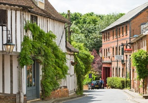 Clare, Suffolk, UK One of our favorite towns to go antiquing in!!