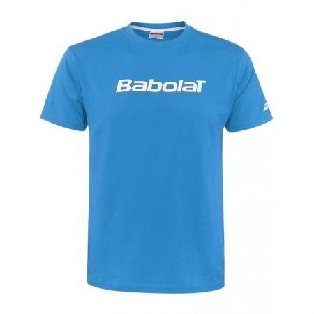 Babolat T-Shirt Training Men - Blue/White Maglietta Tennis uomo - Babolat -