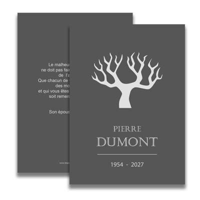 59 best carte remerciement de deuil images on pinterest envelopes cards and thanksgiving messages. Black Bedroom Furniture Sets. Home Design Ideas