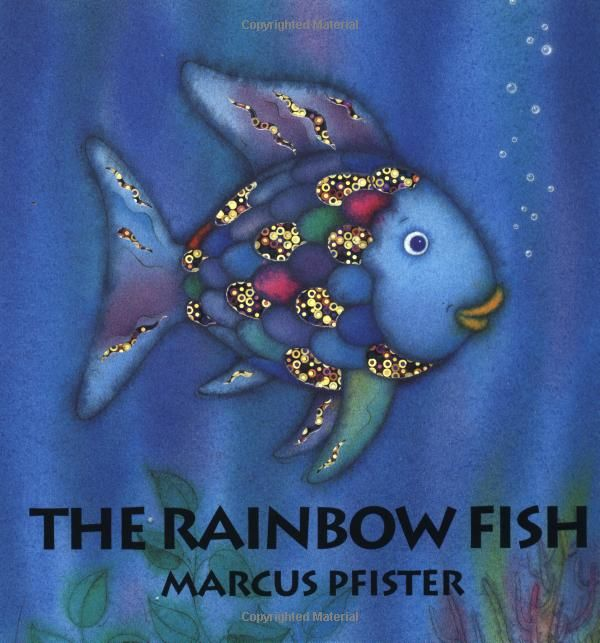 the rainbow fish marcus pfister children 39 s books