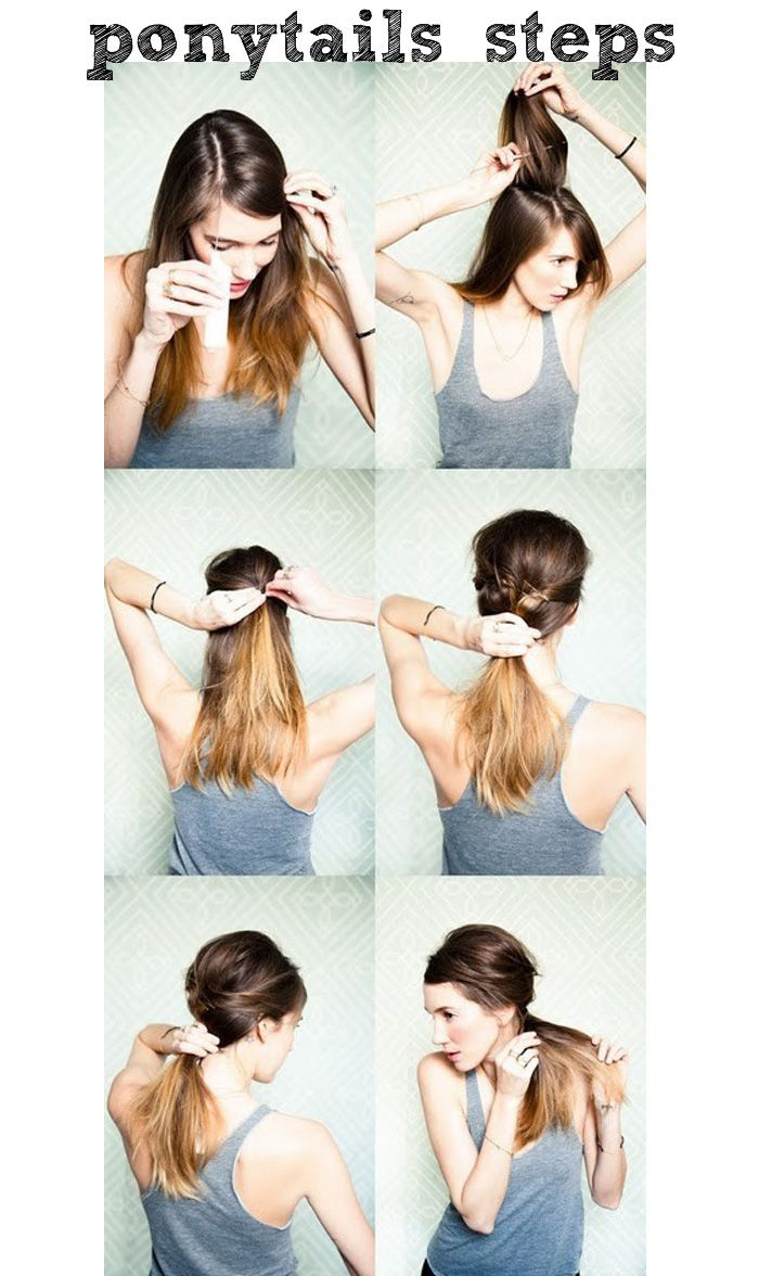 50 best Quick Post Workout Hairstyles images on Pinterest | Hair ...