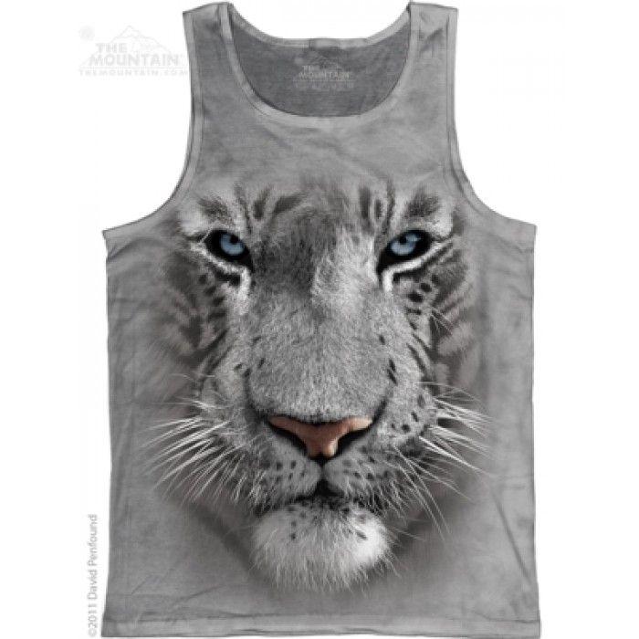 Maieuri The Mountain – Maieu White Tiger Face