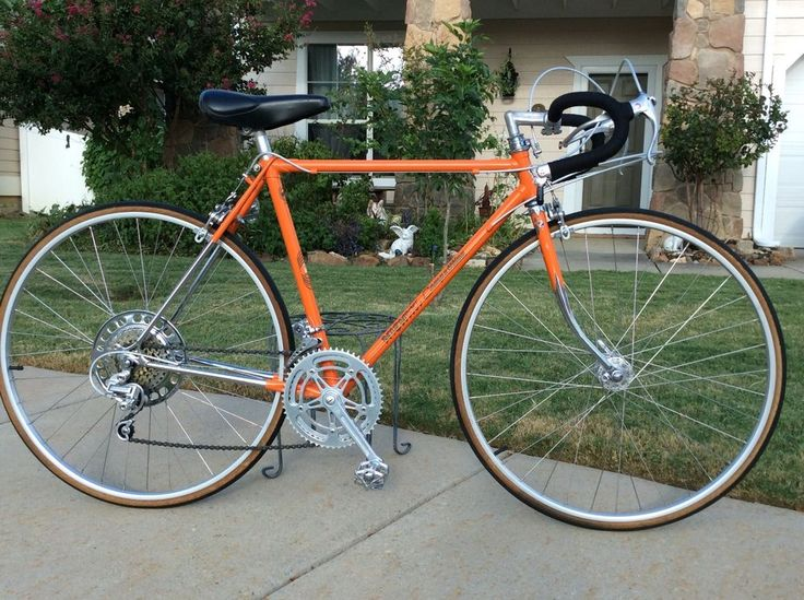 Vintage 1973 Nishiki Competition Road Bike Made For Competition