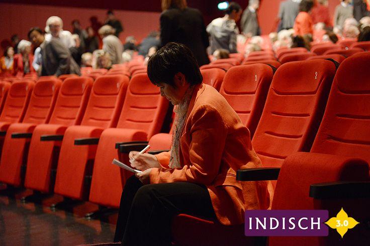 Filmmaker Hetty Naaijkens Retel Helmrich bereidt zich voor op de premiere van de film #Buitenkampers. #nff2013   Reportages