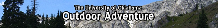 Wilderness Living - First-Year Trip - Outdoor Adventure - University of Oklahoma  --- Hygiene in the Woods