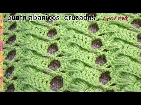Ажурный узор из вытянутых петель Вязание спицами Видеоурок 257 - YouTube