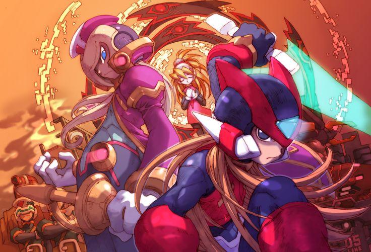 Mega Man Zero 2 - MMKB, the Mega Man Knowledge Base - Mega Man 10, Mega Man X, characters, and more