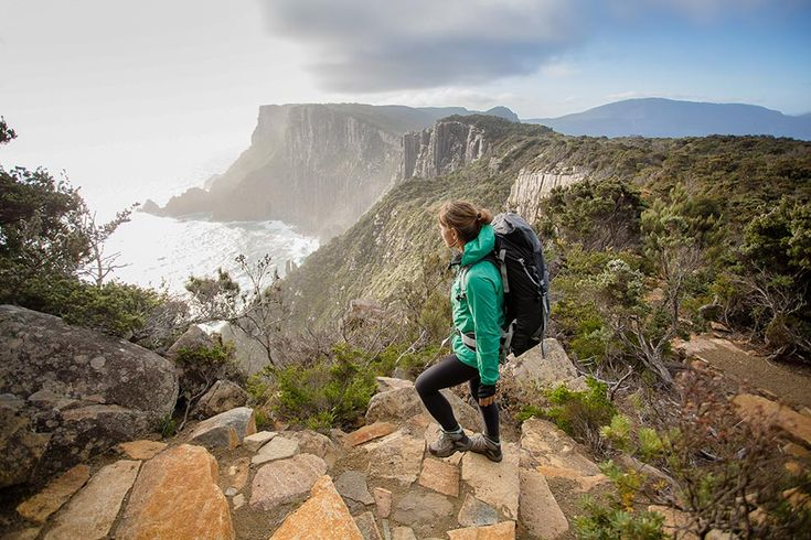 Three Capes Track - Tasmania hiking trail