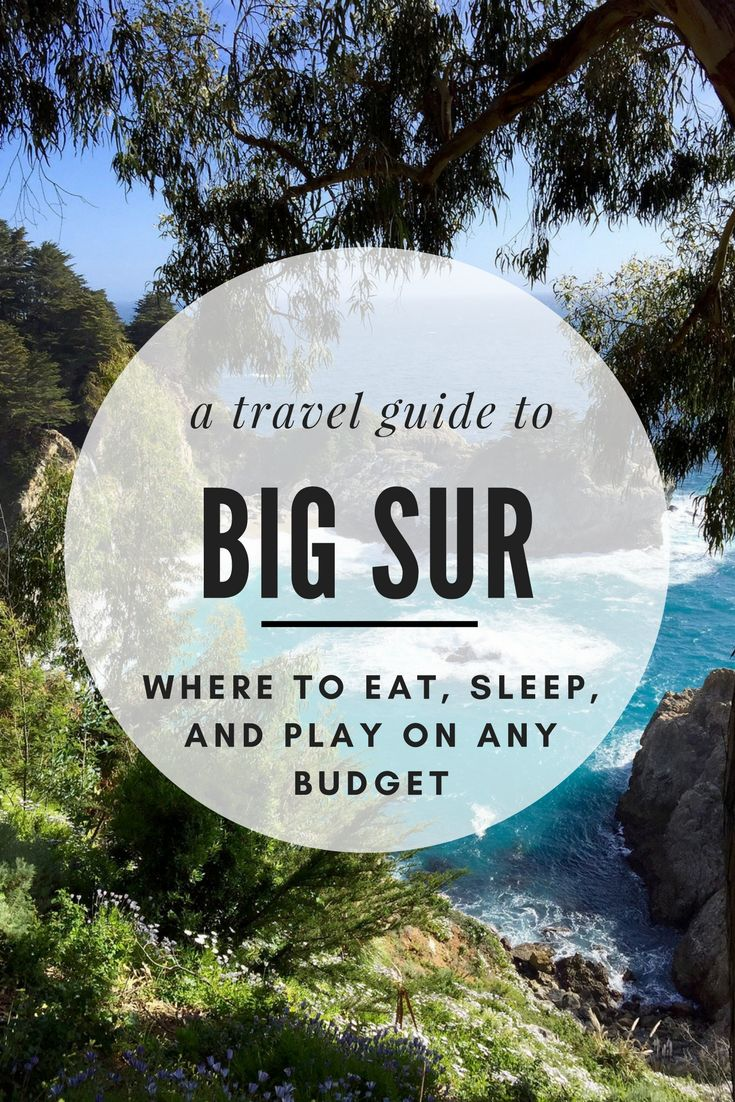 Big Sur is an incredible destination that everyone should see at least once in their life. If you're heading to Big Sur, use this travel guide to be prepared with everything you need to know! Uncover good tips to know before you leave, along with recommendations on where to eat, where to stay, and what to do on any budget during your visit to Big Sur.