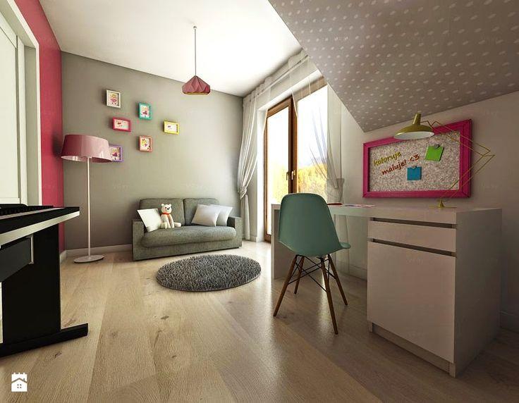 dom pod Poznaniem - zdjęcie od Studio Projektowe Atoato - Pokój dziecka - Styl Nowoczesny - Studio Projektowe Atoato