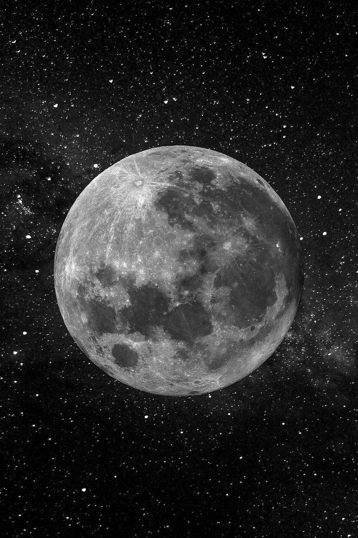 "l0stship: "" Full Moon astro (by Marc Russo) """