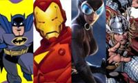 Play Superhero quiz on Agame.com - Think you're a superhero whiz? See if you can name all of these characters by rearranging the letters.