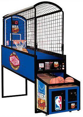 Arcade Basketball Game - http://www.crackformen.com/nba-hoops-arcade-basketball-game-7000