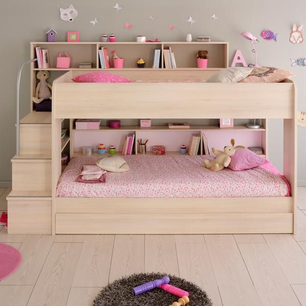 25 best ideas about teenage beds on pinterest storage - Teenage bedroom furniture with desks ...