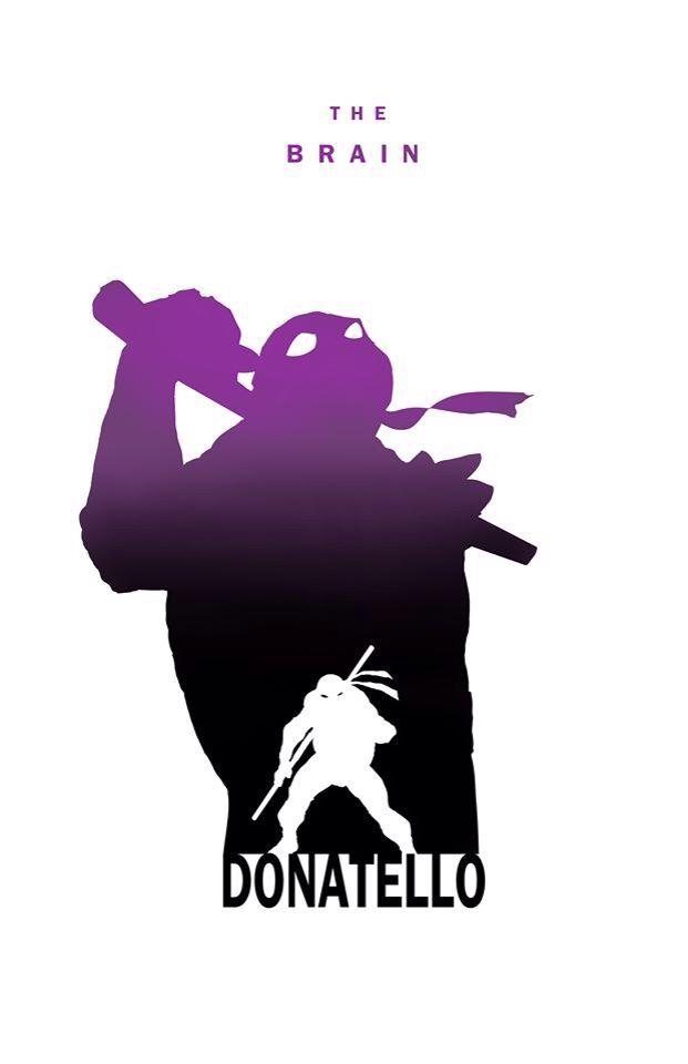 TMNT - Donatello by Steve Garcia