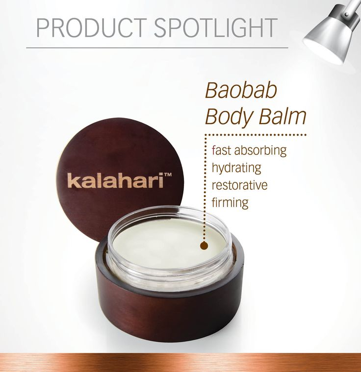 Award winning Body Balm created from natural botanical oils and concentrated plant extracts