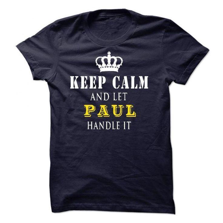 Paul Mccartney T Shirt Video Keep Calm #8211; Handle It #8211; Paul #8211; Jd #paul #carrack #t #shirt #paul #daley #t #shirt #paul #oneill #t #shirt #rupaul #t #shirt