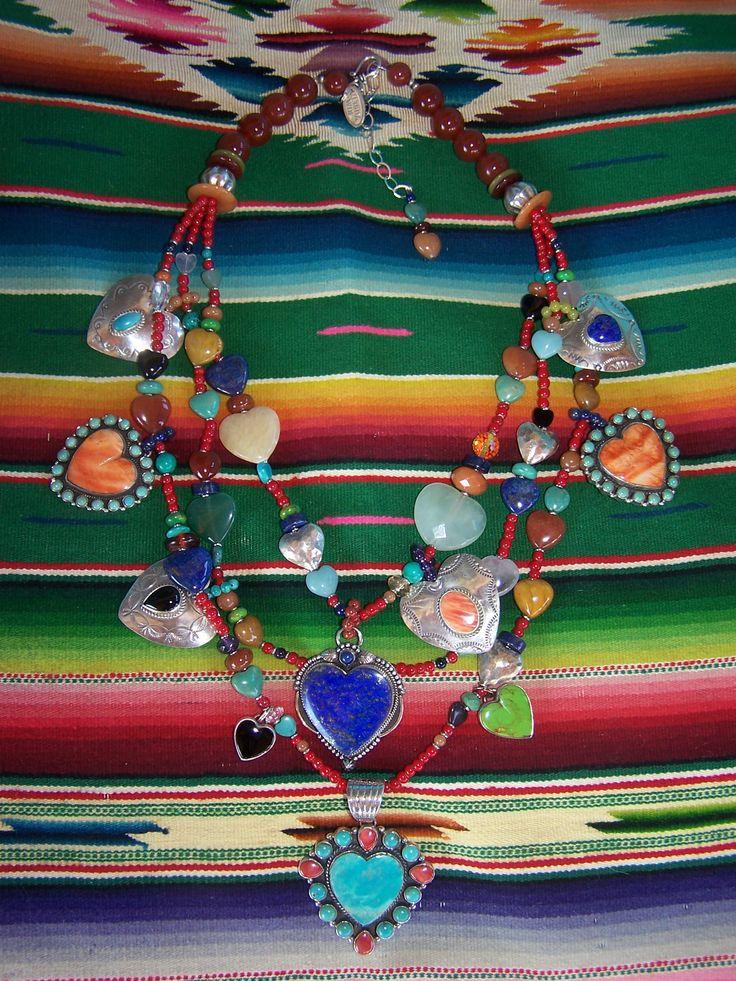 Kim Yubeta Heart Charm Necklace