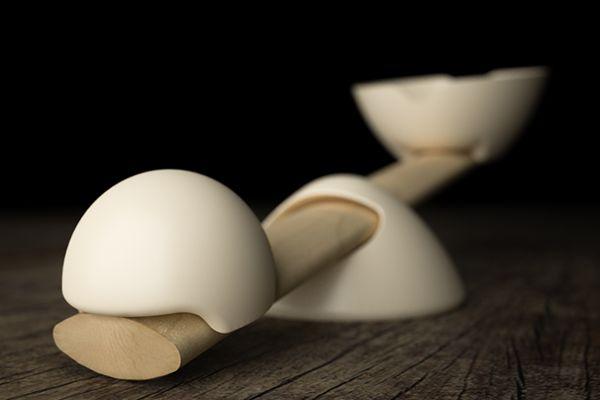 Balancerie by Marianna Milione, via Behance