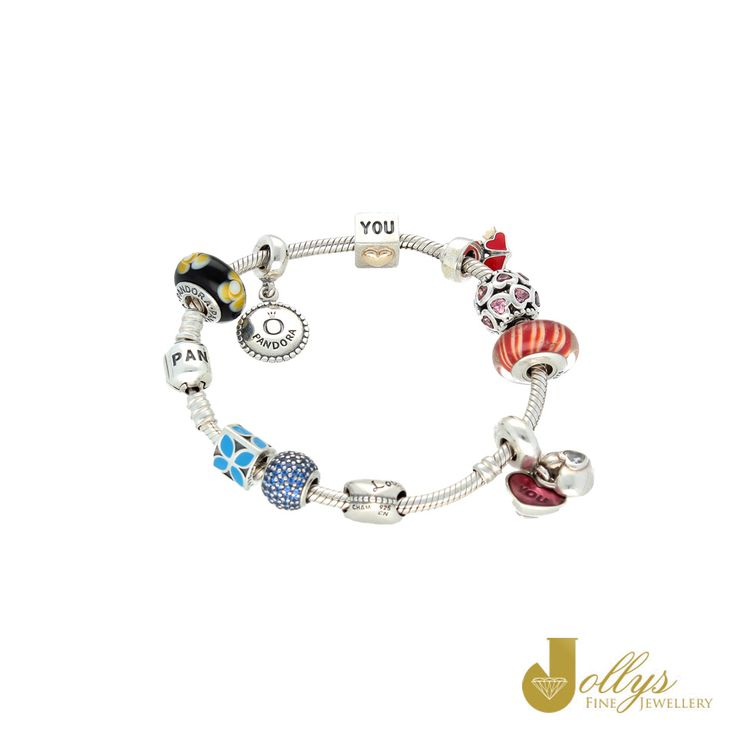 ✨We sell Pandora✨ We have a Huge Selection of GENUINE Pandora Charms And Bracelets Available Online.   #Pandora #Charms #CharmBracelet #Jewellery