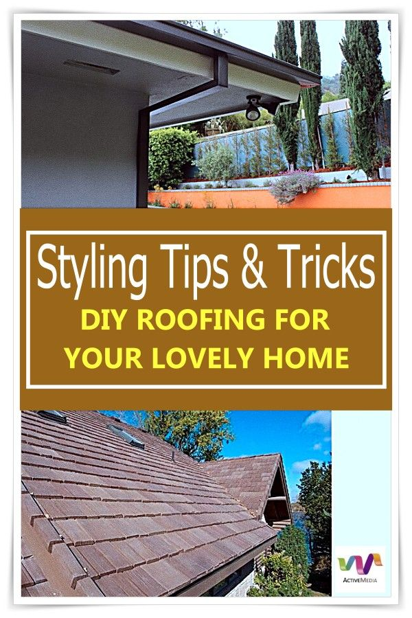 Excellent Roofing Tips Completely From The Professionals Roofing Roof Repair Diy Roofing