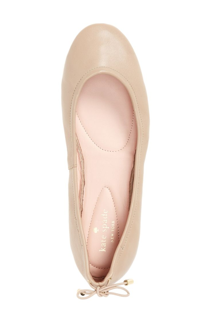 globe foldable ballet flat (Women)