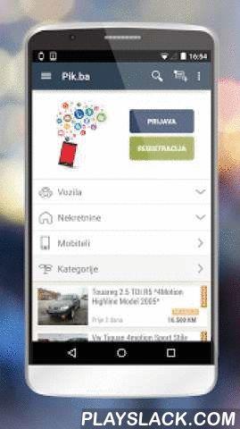 OLX.ba  Android App - playslack.com ,  PIK.ba postao OLX.baSredinom februara 2015. godine, centralno kupoprodajno mjesto u BiH, PIK.ba - Svijet kupoprodaje, postaje dijelom OLX mreže i nastavlja da djeluje pod lokalnom domenom OLX.ba, tako čineći globalnu mrežu OLX oglasnika, prisutnih u više od 40 zemalja.Oficijelna OLX.ba Android aplikacijaIspunili smo našu misiju, postali centralno kupoprodajno mjesto u BiH. Od momenta predstavljanja prve verzije Android aplikacije u aprilu 2012. godine…