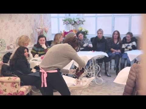 English Home Misafir Günleri Etkinliği-Çikolata Yapımı - YouTube