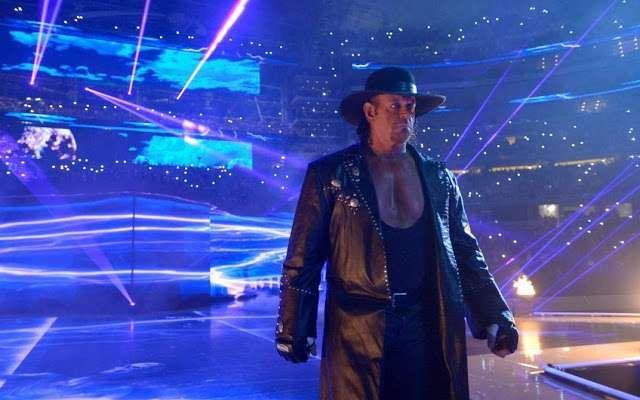 WWE Rumours: AJ Styles to take on The Undertaker at Royal Rumble 2017