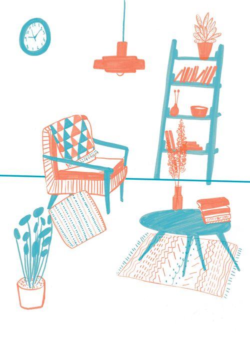 found illustrations: stephanie ginger