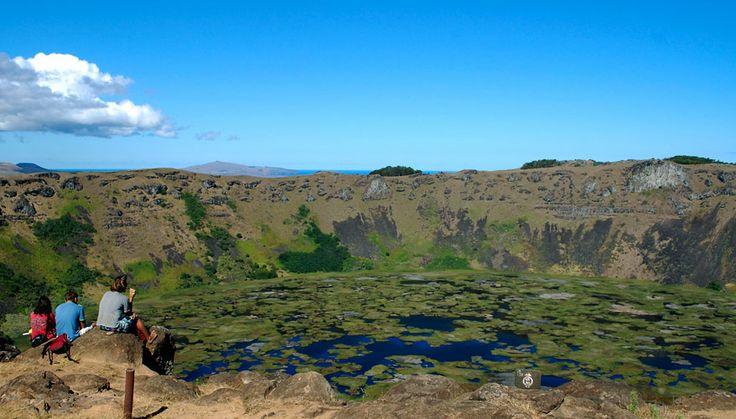 #EasterIsland, #Orongo - Setours ©