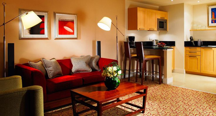 Apartment Hotels London | Marriott Executive Apartments London, West India Quay