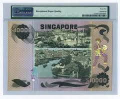 Image result for Singapore Dollar (SGD) 10 000