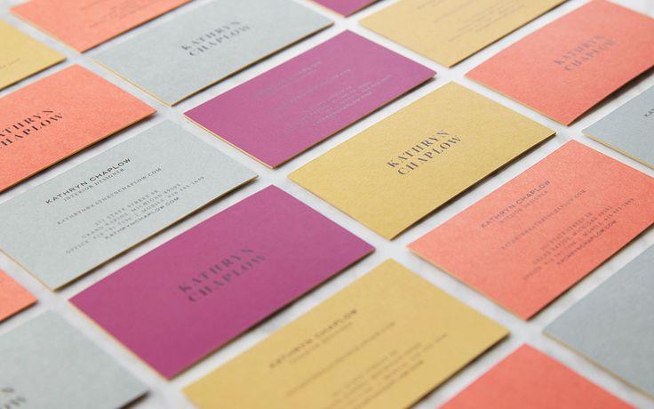 Kathryn Chaplow branding  http://mindsparklemag.com/design/graphic/kathryn-chaplow-branding/ #branding #fashion #bags
