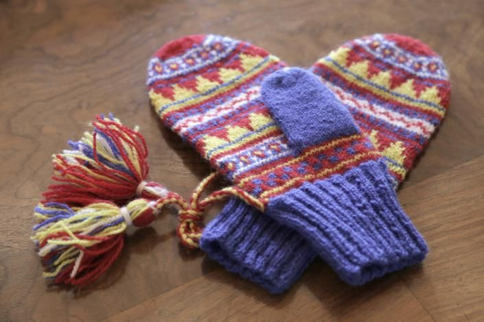 Karesuando Mittens - Swedish Sámi Mittens from the Far North with Laura Ricketts | American Swedish Institute