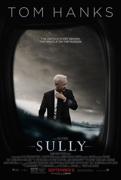 """On January 15, 2009, the world witnessed the """"Miracle on the Hudson"""" when Captain """"Sully"""" Sullenberger (Hanks) glided his disabled plane onto the frigid waters of the Hudson River, saving the lives of all 155 aboard. However, even as Sully was being heralded by the public and the media for his unprecedented feat of aviation skill, an investigation was unfolding that threatened to destroy his reputation and his career."""