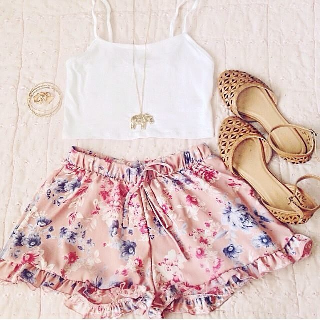 Teen fashion #summer
