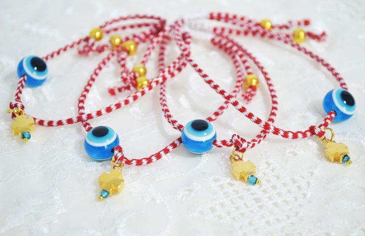 March bracelets - martakia