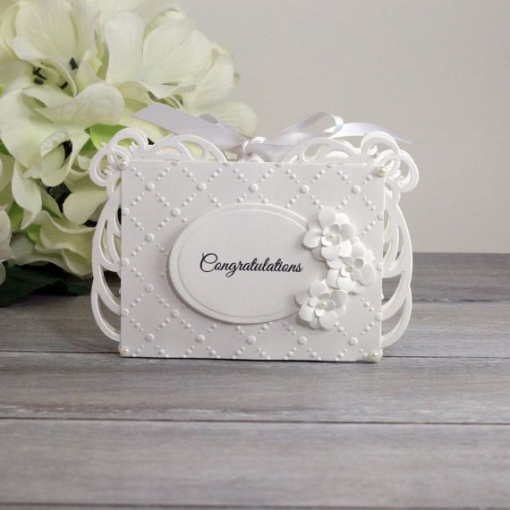 Gift Card Holder - Wedding Gifts - Bridal Showers - Display Showers - Gift Card Envelopes - Bridal Party Gifts - Custom Gift Card Holders