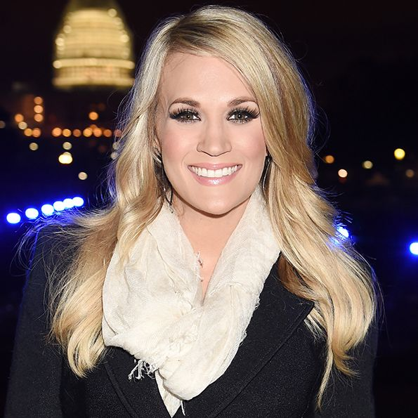 The 6 Things Carrie Underwood Can't Live Without Make Us Love Her Even More - SELF