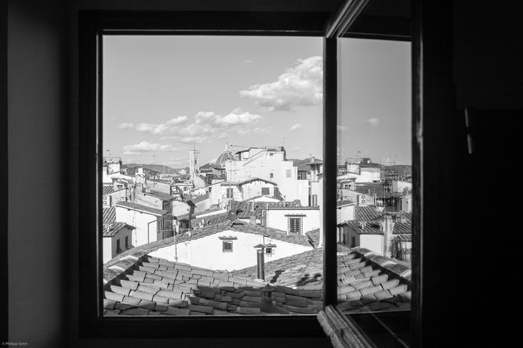 Window on Florence Ph. Philipp Senn