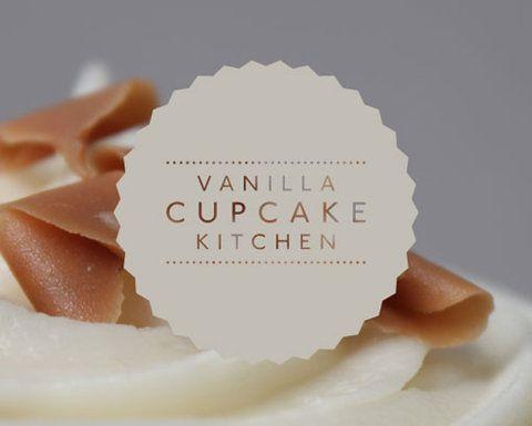 Cupcake kitchen logo