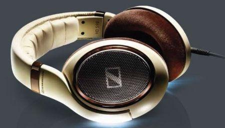 Sennheiser's 500 Series headphones offer amazing output. #Sennheiser #Headphones #Music #Audio #Gear #Products