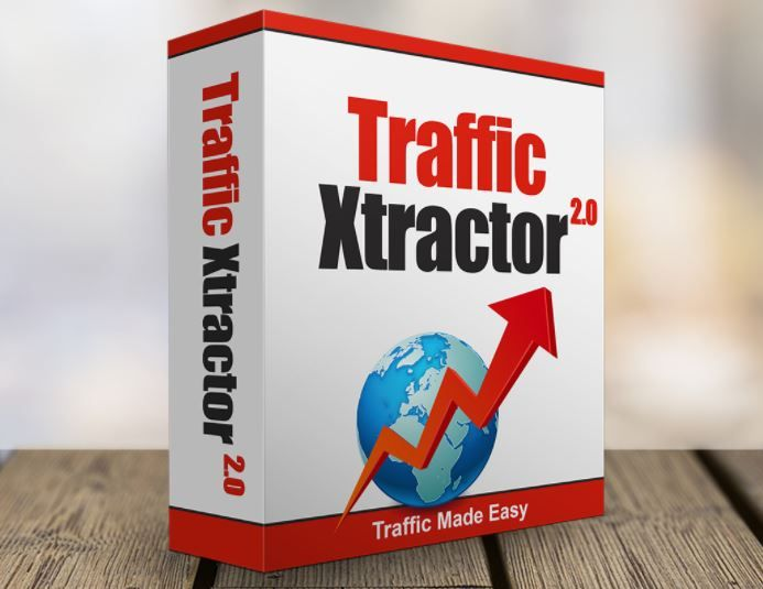 Hot Sale Traffic Xtractor 2.0 Software Review - Simple System and Unique Software and Video Training Course for Getting Free Traffic Quickly, Really Easy to Use Complete with Step by Step Training that Takes You by the Hands and Shows You Exactly How It Works