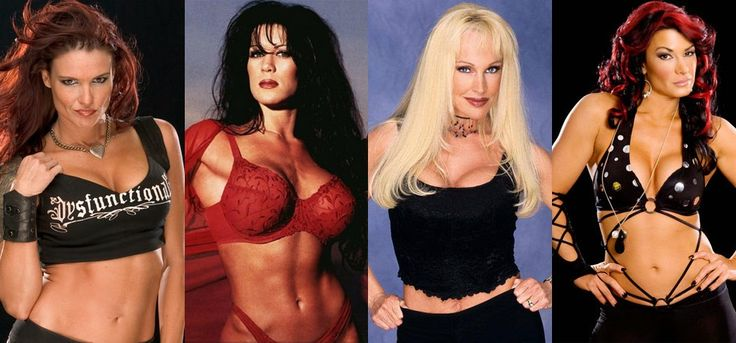 10 WWE Female Hotties From The 2000s who Are Unforgettable !