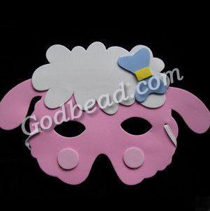 68624 EVA Sheep Mask