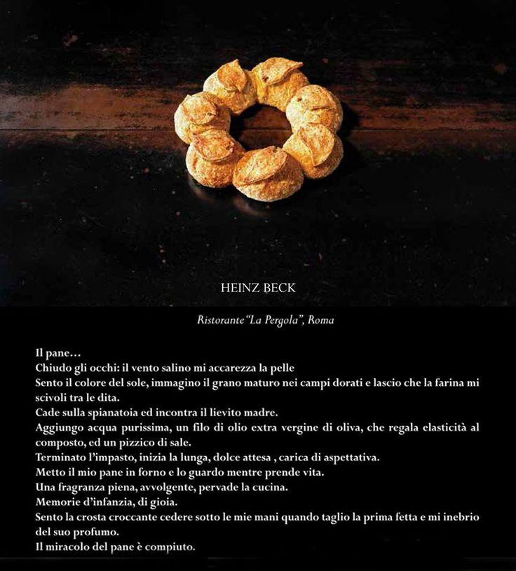 Heinz Beck   L'Arte del pane - LARTE, Milano